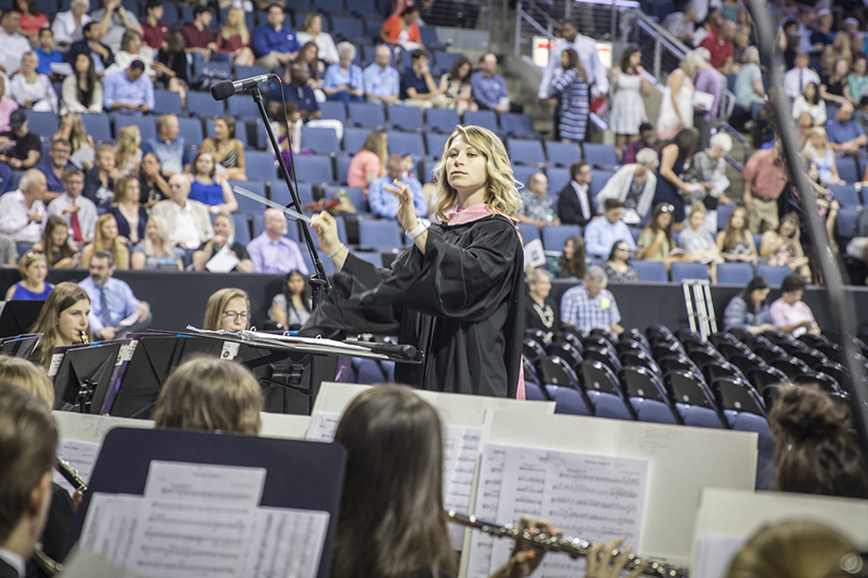 conductor leading band